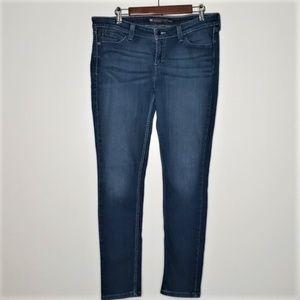 Levi's demi curve skinny jeans 15/31